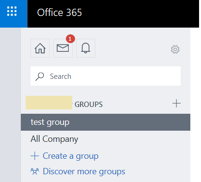 Connecting Yammer with Office 365-Groups/SharePoint VS