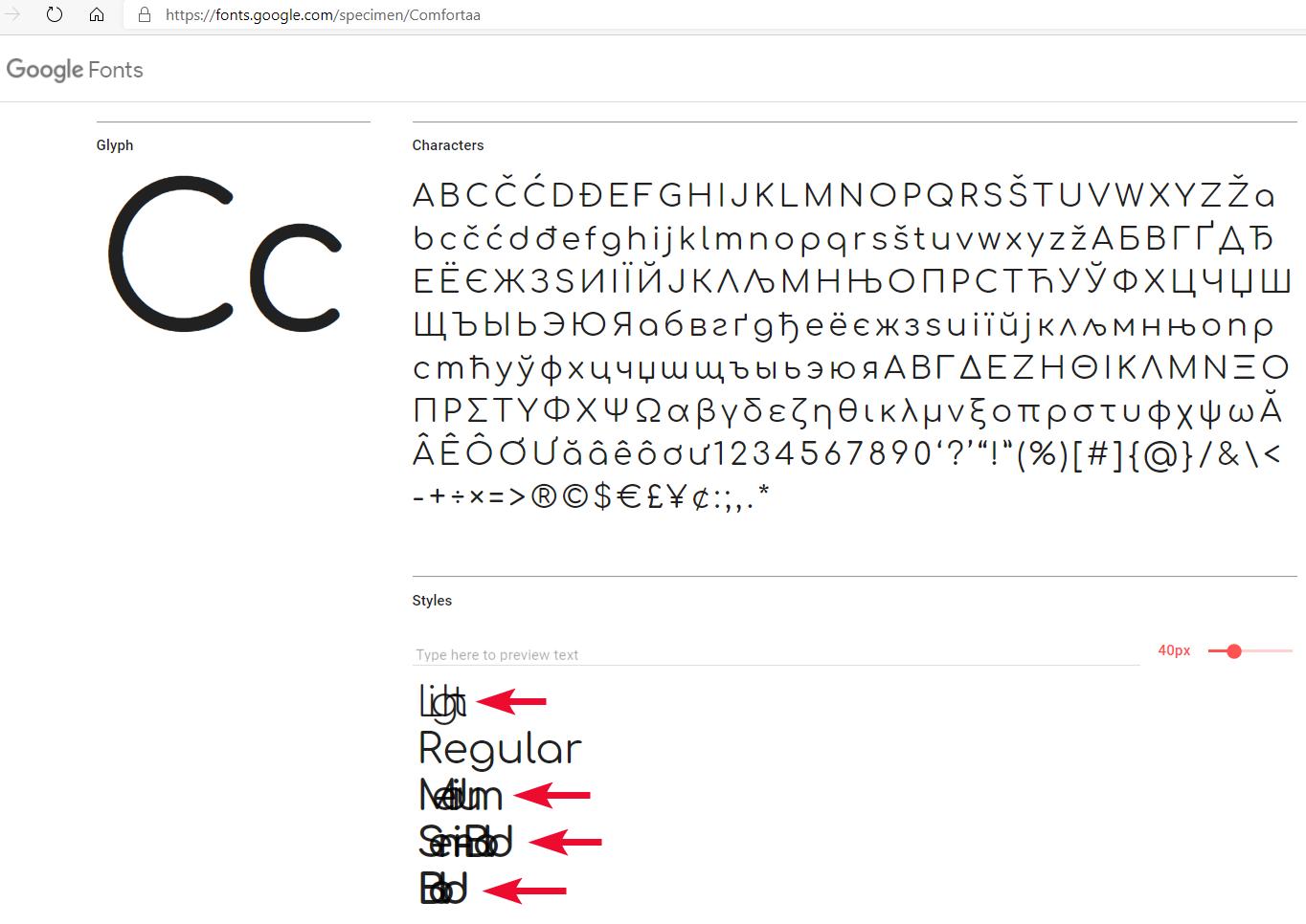Strange font - Microsoft Tech Community - 715642
