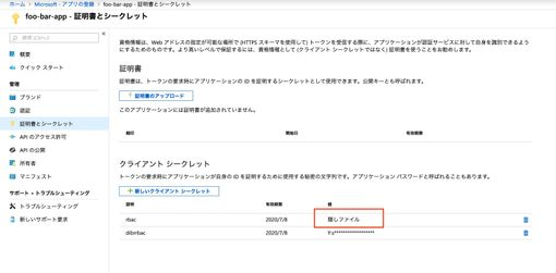 Cursor_and_foo-bar-app_-_証明書とシークレット_-_Microsoft_Azure.jpg