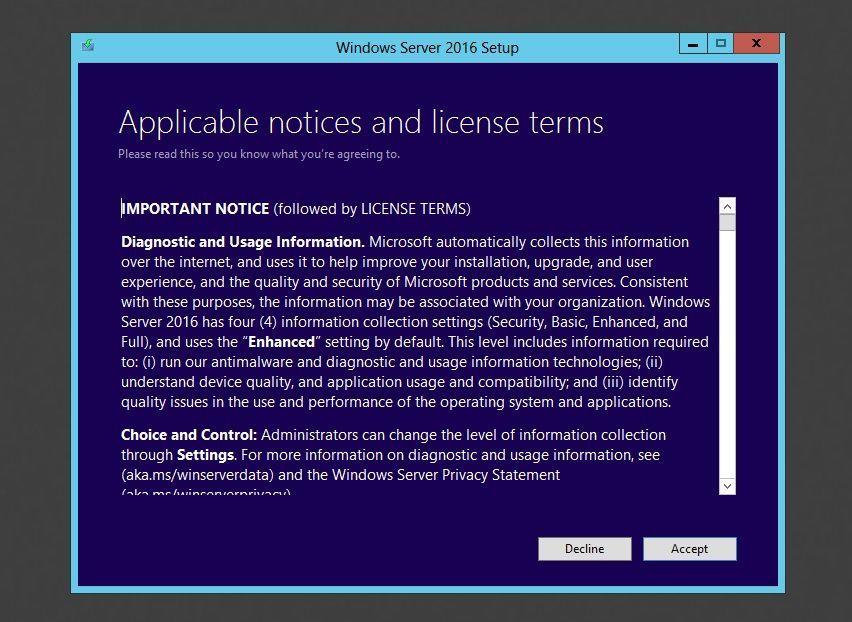 Windows Server 2016 license terms.jpg