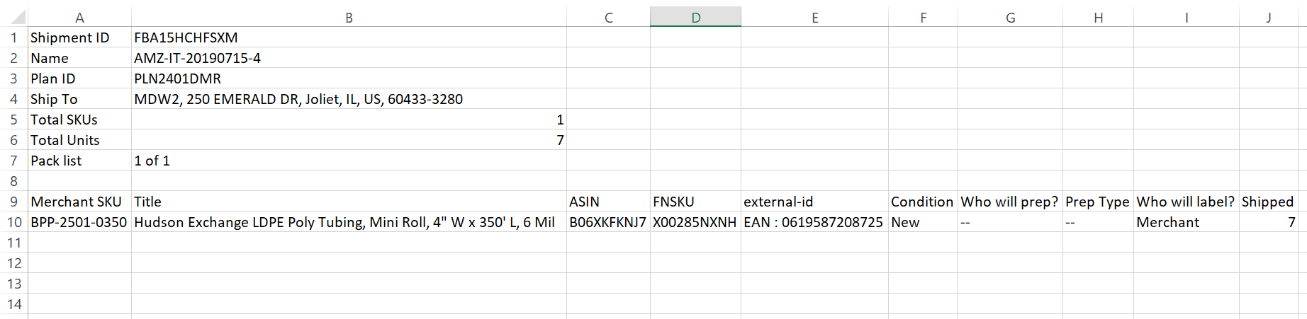 Use VBA to Autofill a Row until the end of the number of data in ...