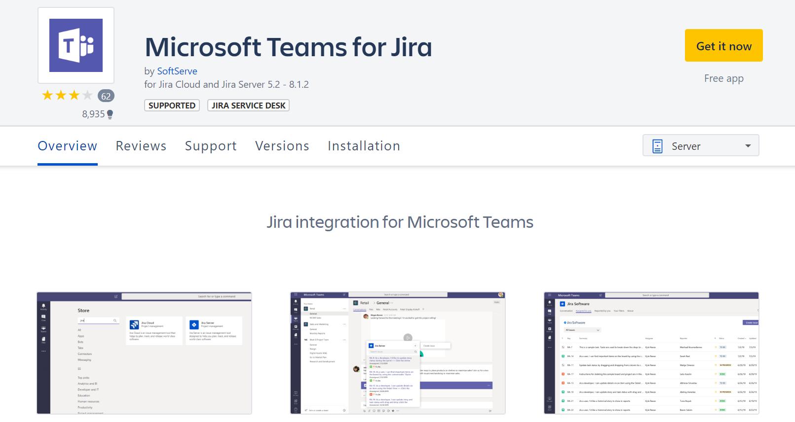 New! Jira Server Integration for Microsoft Teams - Microsoft