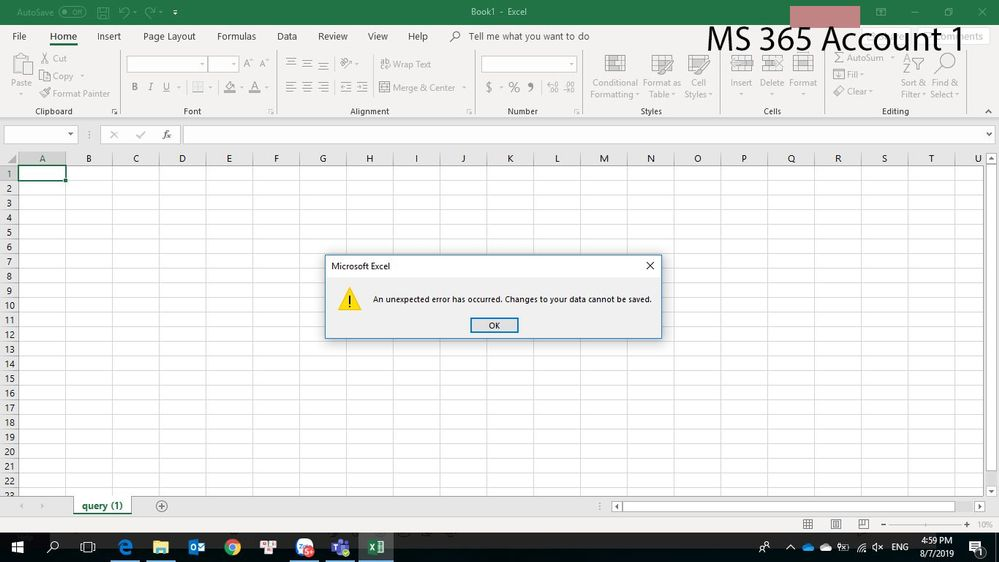 Unable export to excel from Sharepoint List using