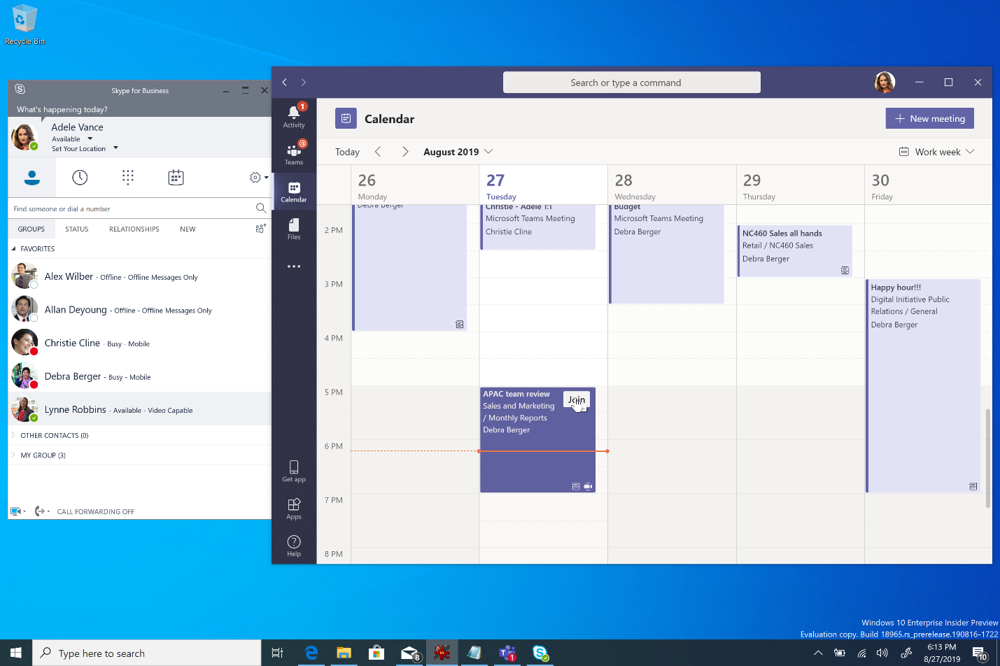 What's New in Microsoft Teams | August 2019 - Microsoft Tech