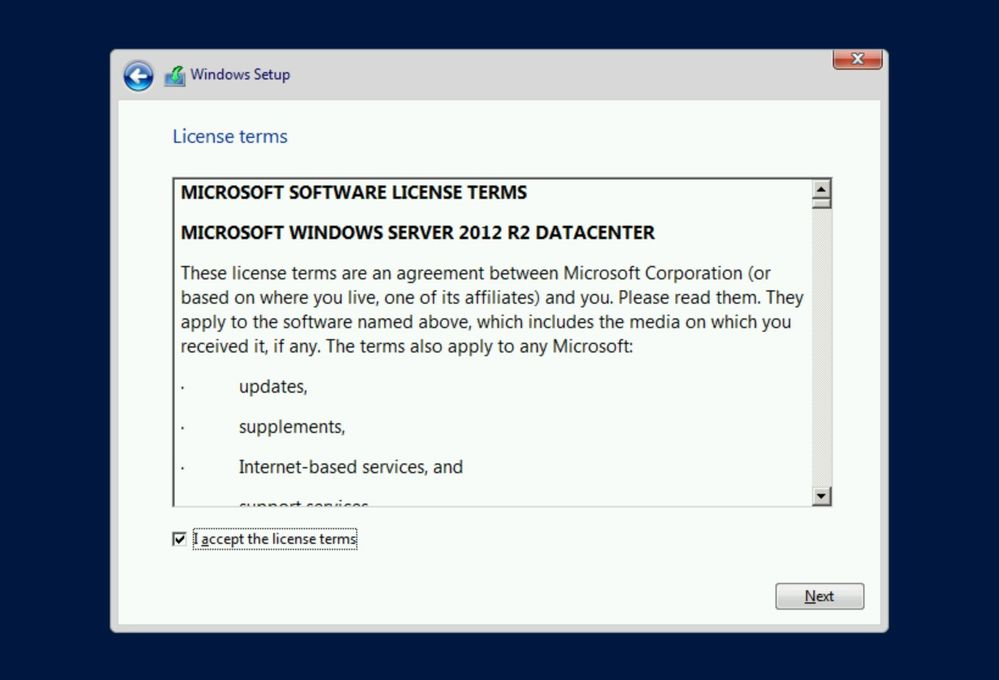 Windows Server 2012 R2 License terms.jpg