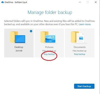 OneDrive for Business | Stop known folder redirection