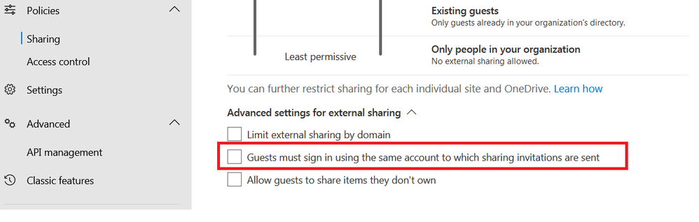 What will happen to exsisting users if we check the