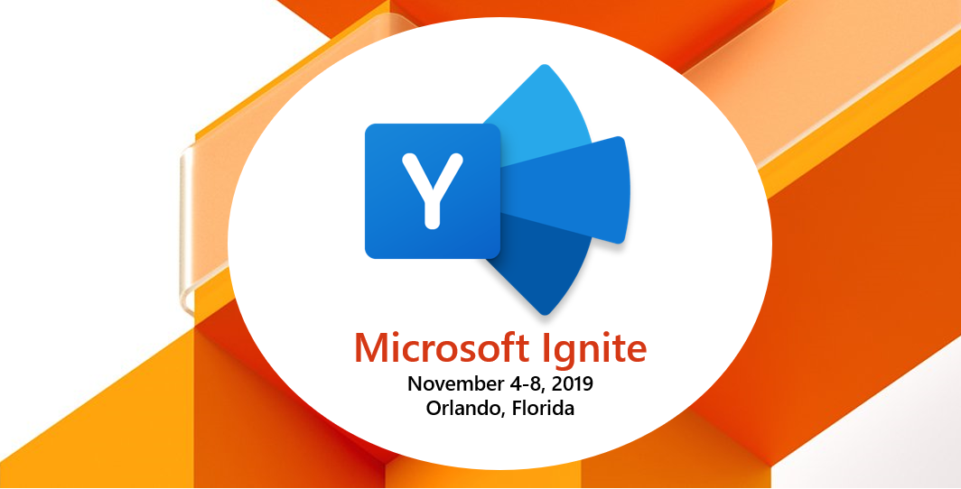 Get ready for Yammer at Microsoft Ignite! #YearOfYammer