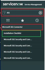 2019 - Microsoft 365 Security Center - Collaboration - Blog - Vibranium - Image 11 - Install List Menu.JPG