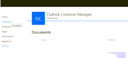 Outlook Customer Manager - SharePoint - C - Hidden PII.PNG