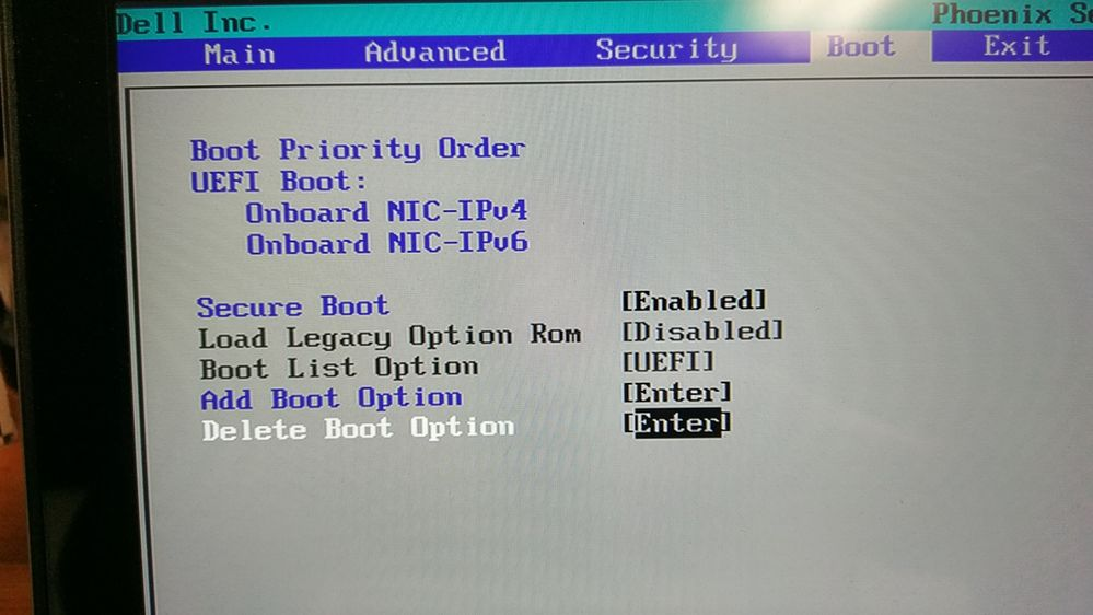 Start pxe over ipv4 - boot issues - Microsoft Tech Community - 69713