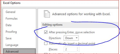 how to add carriage return in excel