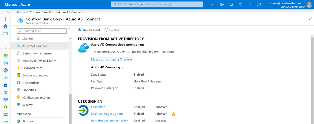 Bring identities from disconnected ADs into Azure AD with just a few clicks!