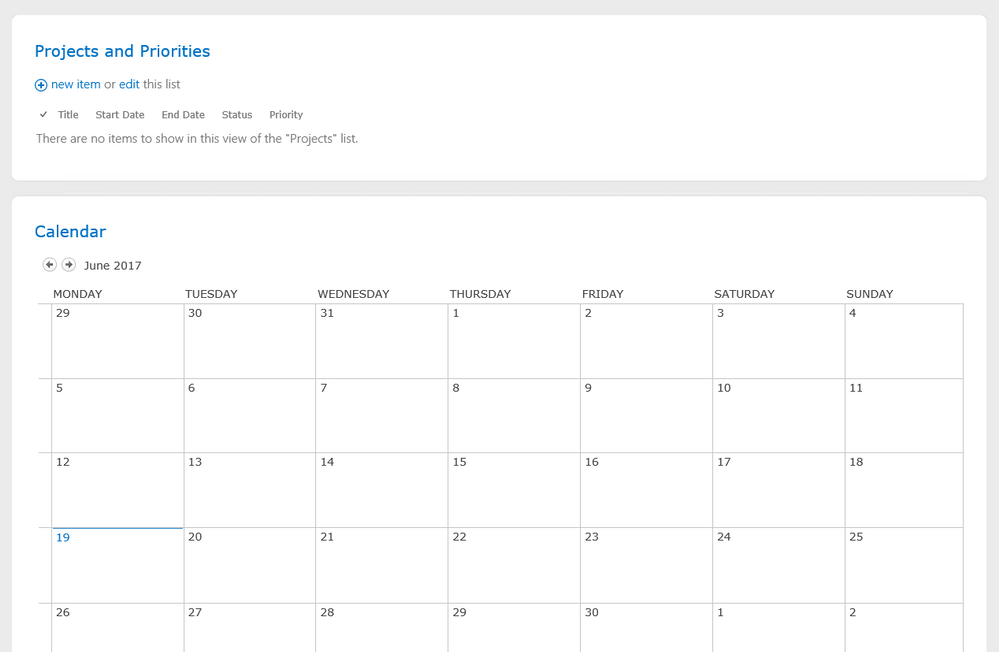Issue Provisioning Sharepoint Site With Pnp Calendar Webpart