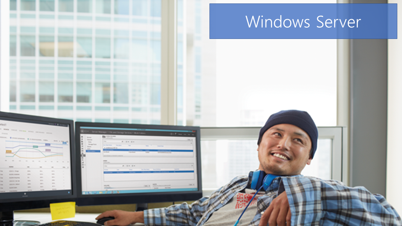 Delivering continuous innovation with windows server Innovation windows