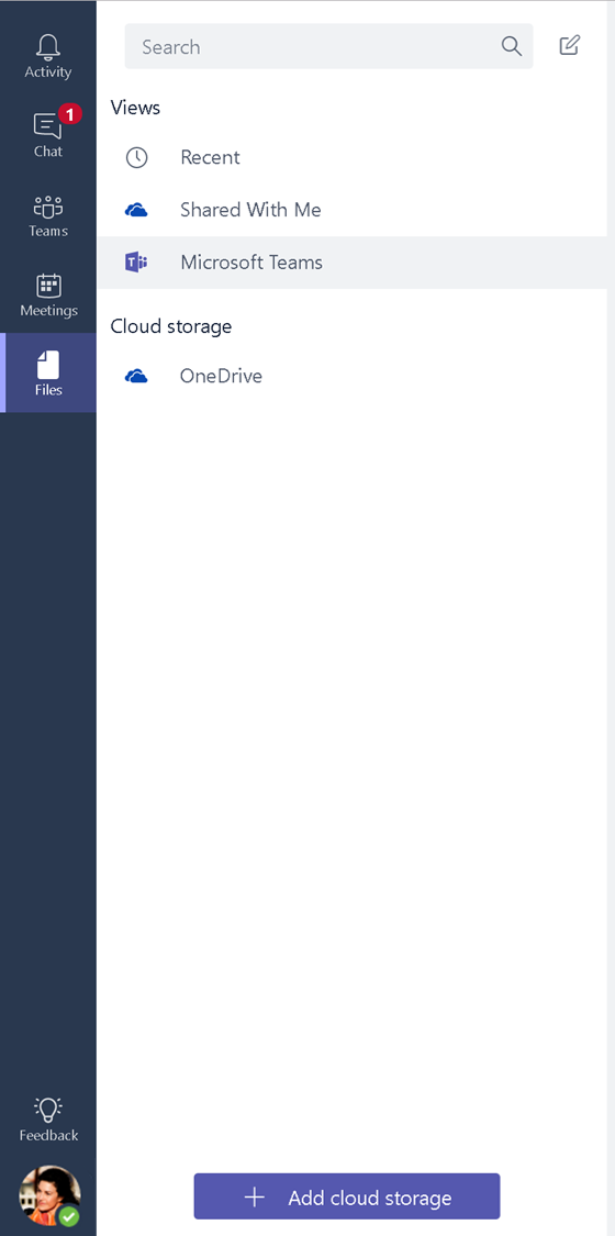 Microsoft Teams adds third party file integration
