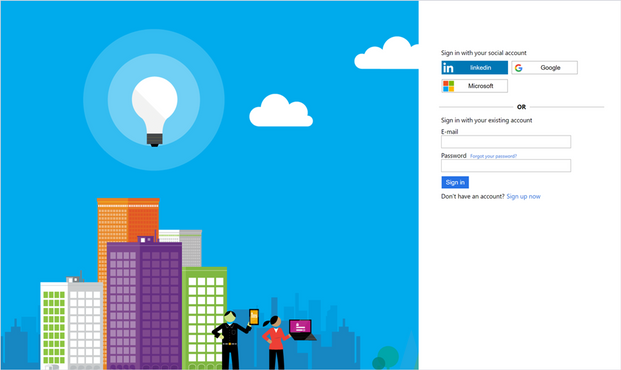 New ways to show your brand in Azure AD B2C