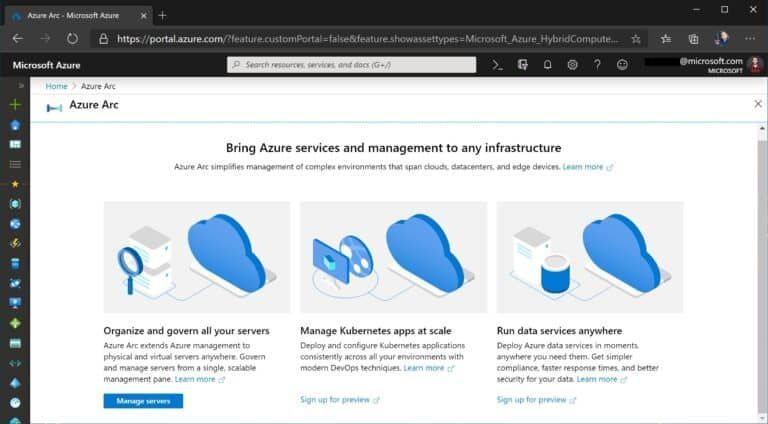 How to add a Server to Azure Arc