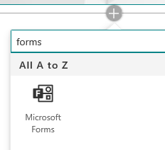 Use the Microsoft Forms SharePoint web part