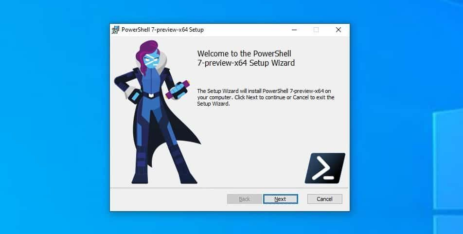 PowerShell 7