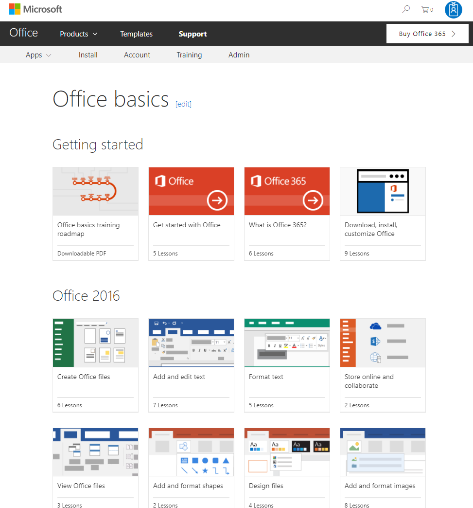 6 new courses to expand your Office skills