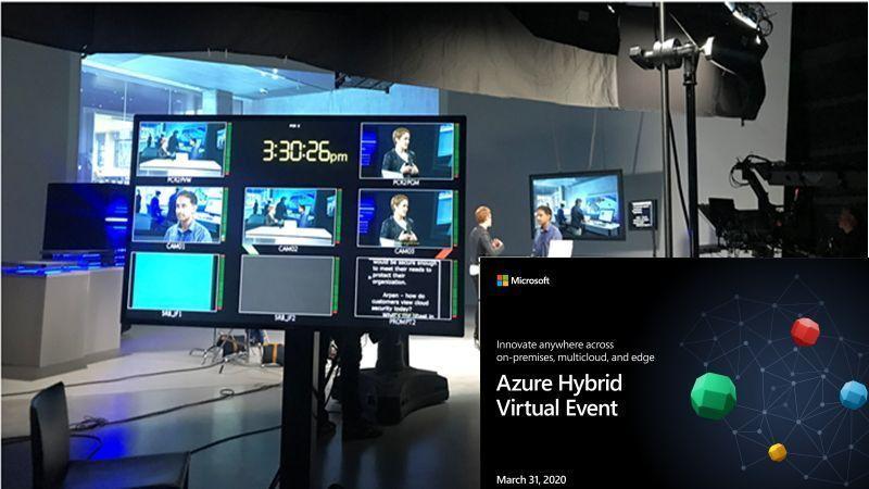 Azure Hybrid Virtual Event
