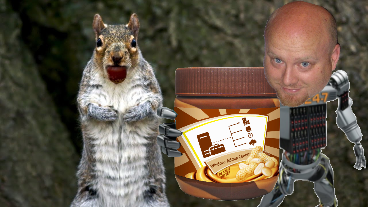 Windows Admin Center and Azure VM Deployment: You Got Chocolate in my Peanut Butter!