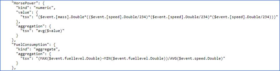 Figure 10 JSON Code