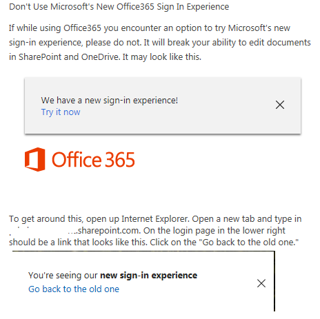 microsoft office sign in