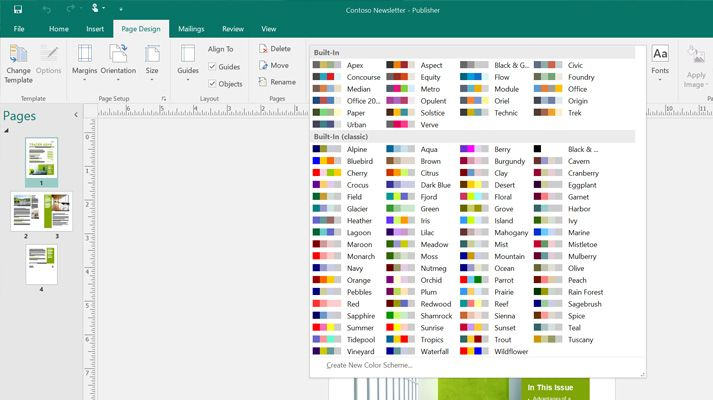 get microsoft publisher as part of office 365 microsoft tech