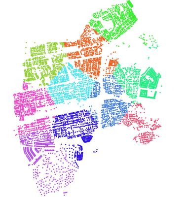 Helsinki-building-centroid-PostGIS-map-10-clusters-multicolor-by-tjukanov.png