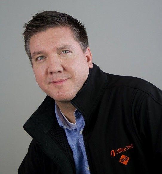 Christian Buckley - MVP and Microsoft Ignite Community Reporter
