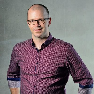 Darrell Webster - MVP and Microsoft Ignite Community Reporter