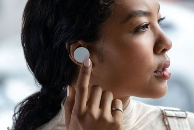 Surface Earbuds touch controls with Play My Emails