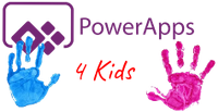 PowerApps4Kids Logo