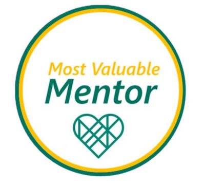 FY20 Q4 Most Valuable Mentor Award