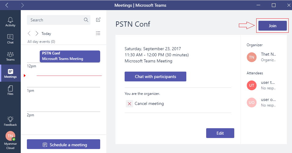 Setup PSTN Conferencing in Microsoft Teams - Microsoft Tech