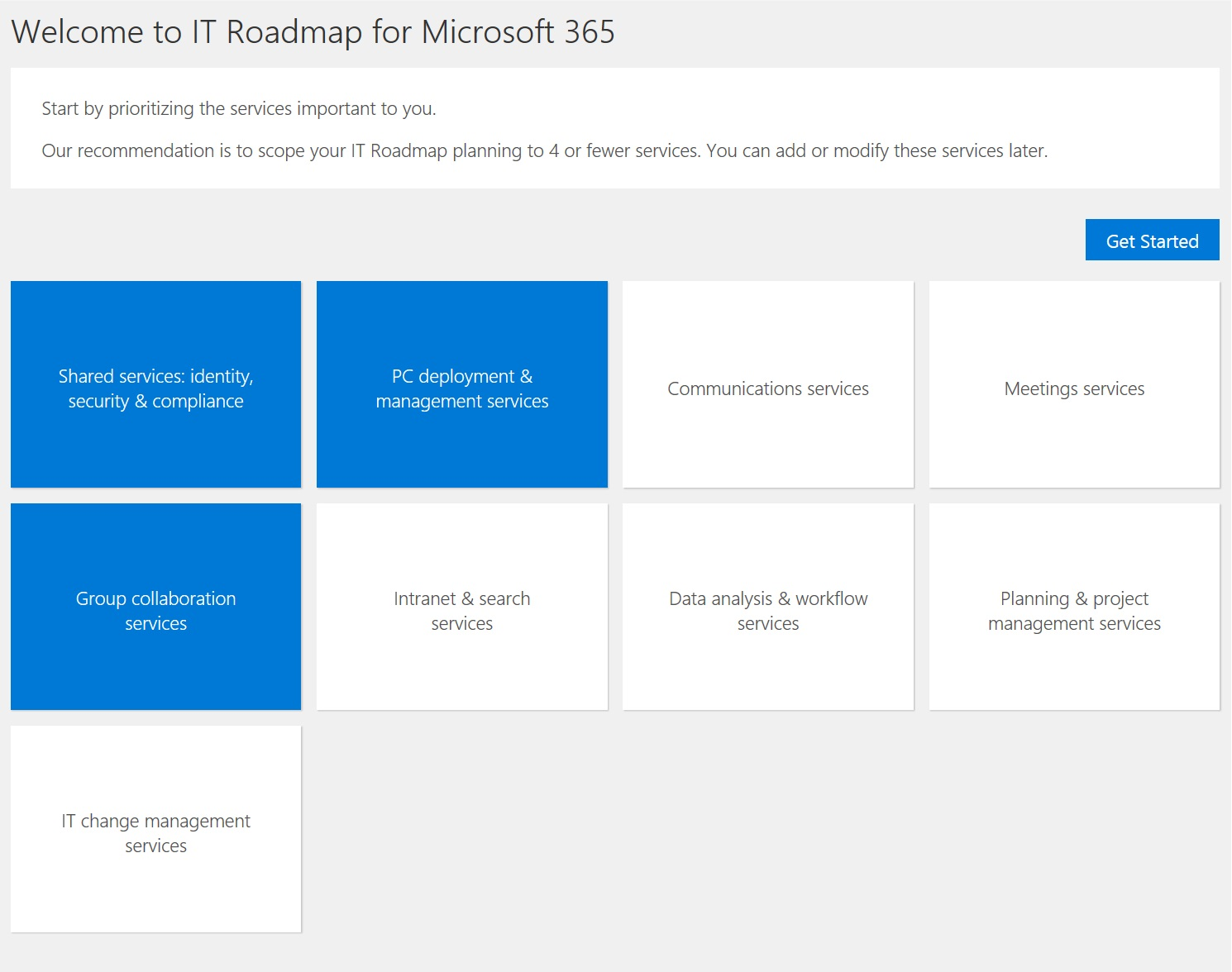 introducing the it roadmap planning tool preview microsoft tech community 114957