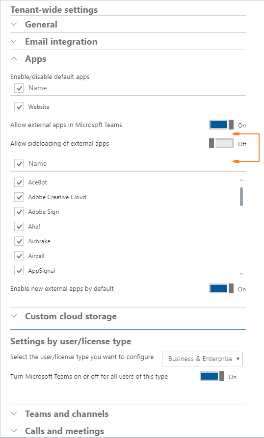 New admin controls for apps in Teams - Microsoft Tech