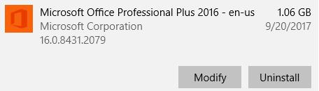 Outlook 2016 crashing when selecting folder - Microsoft Tech