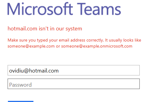 Hotmail comj