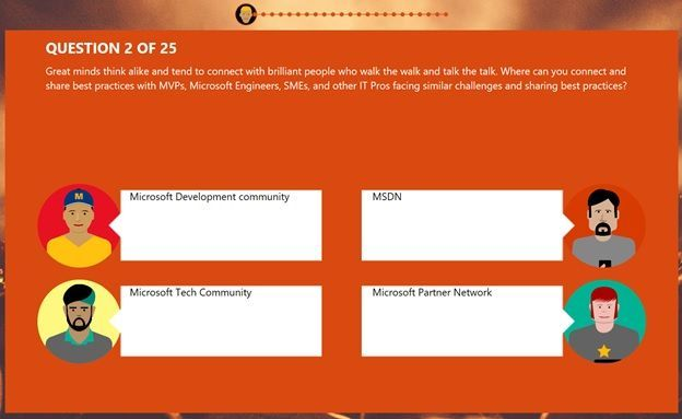 Take the Office 365 IT Pro Challenge (online quiz)! - Microsoft Tech