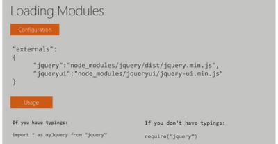 SPFx - including external libraries like jquery - Microsoft Tech