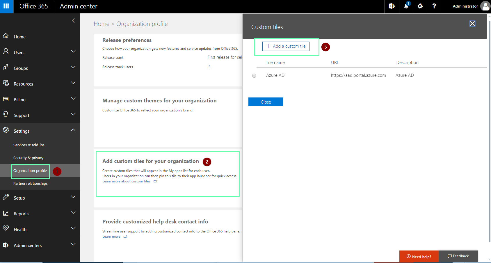 Old Office 365 Admin Center Being Retired January 31st   Microsoft Tech  Community   37820