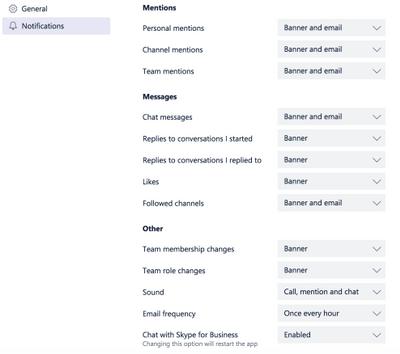 Teams notifications on Mac OS - Microsoft Tech Community