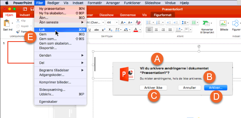 Old and inconsistent translation in PowerPoint 2016 for Mac