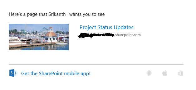 customize email template in sharepoint online