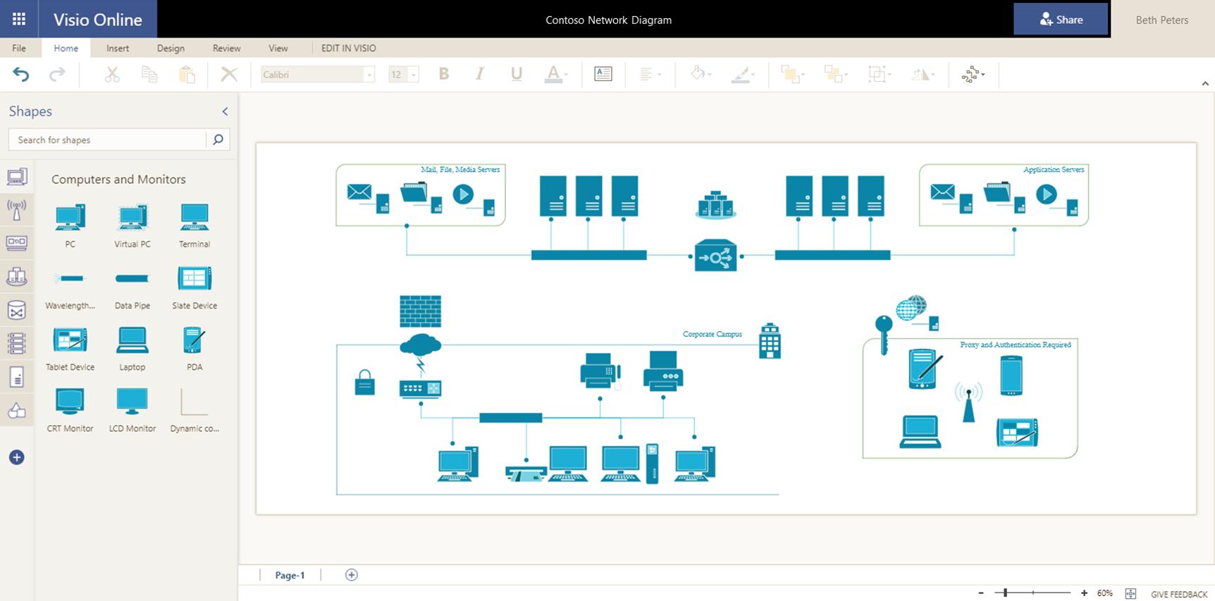 Diagram Ex Les Besides Visio Work Diagram On Office Network Diagram on