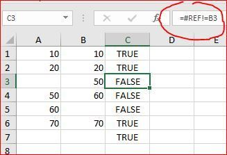 need formula to auto update cell reference microsoft tech