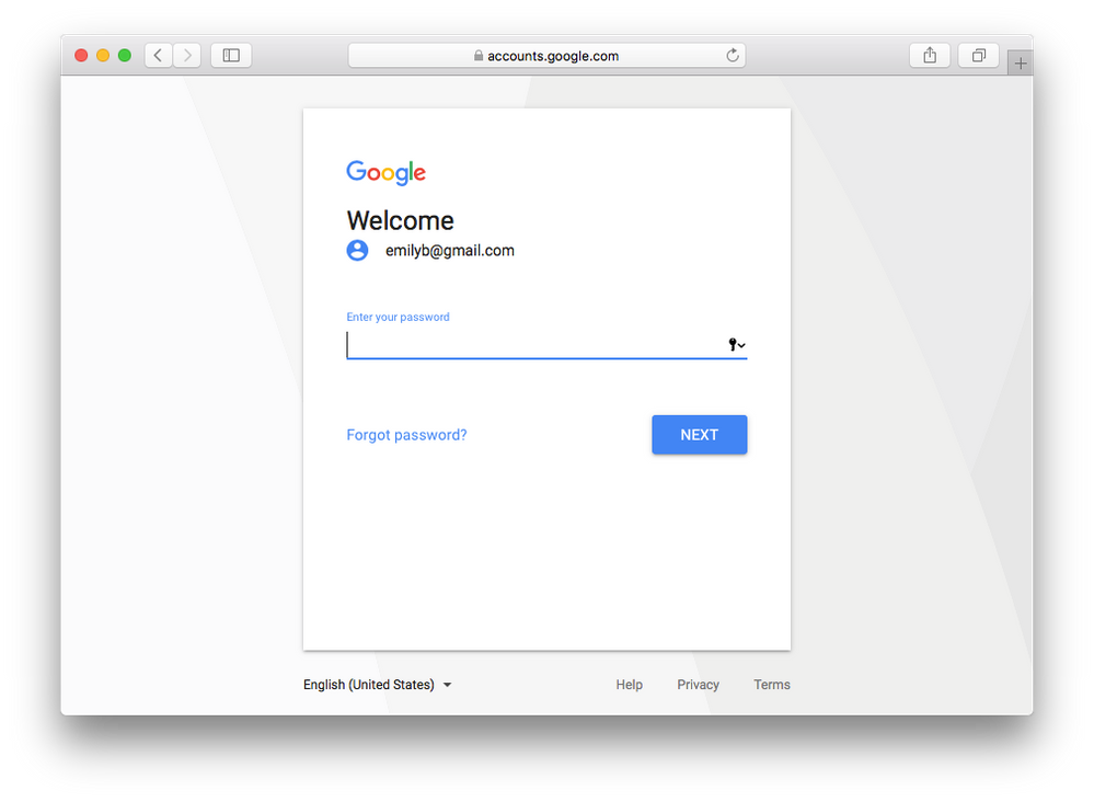 Outlook for Mac adds new authentication flow for Google IMAP